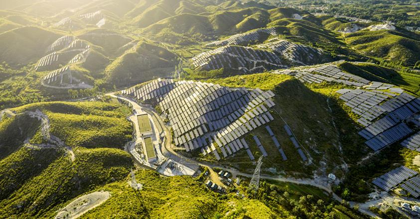 Исследователи хотят перенести солнечные панели вАльпы