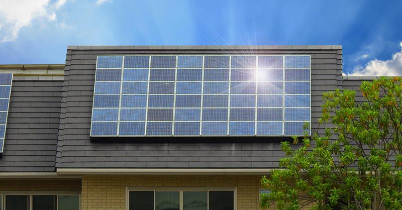 США начало активное применение водных фотоэлектрических систем