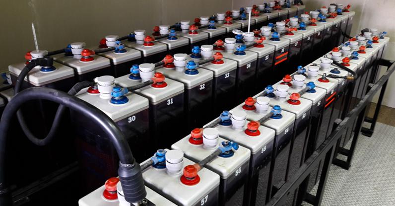 Бактерии могут стать основой альтернативного способа хранения энергии